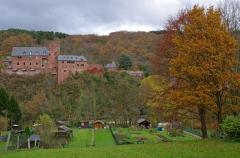Rundweg Heimbacher Stausee